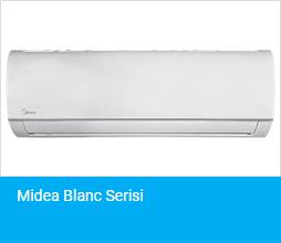 Midea Blanc Serisi