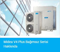 Midea V4 Plus Bağımsız Serisi