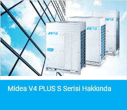 Midea V4 Plus S Serisi