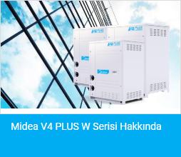 Midea V4 Plus W Serisi