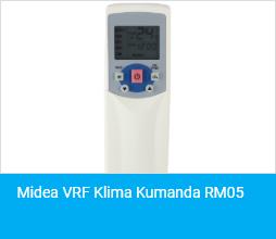Midea VRF Klima Kumanda RM05