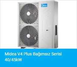 Midea V4 Plus Bağımsız Serisi 40 45kW
