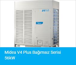 Midea V4 Plus Bağımsız Serisi 56kW