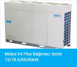Midea V4 Plus Bağımsız Serisi 73 78.5 85 90kW