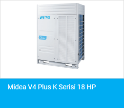Midea V4 Plus K Serisi 18 HP