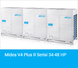 Midea V4 Plus R Serisi 34 48 HP