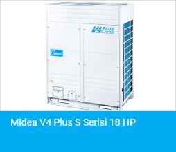Midea V4 Plus S Serisi 18 HP