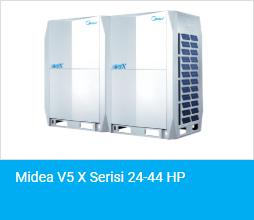 Midea V5 X Serisi 24 44 HP