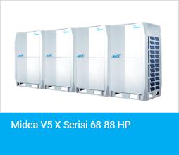 Midea V5 X Serisi 68 88 HP